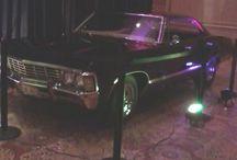Supernatural / Sam ,Dean,& Cass / by Vandle Dildy