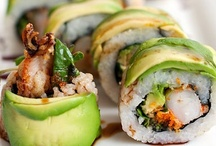 Sushi / by Food Author