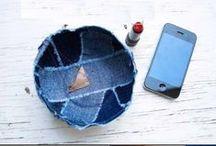 DIY - stof/fabric / by Jolanda (Kunjijook)