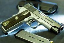 Firearms / by Ron Fews