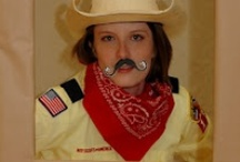 Cub Scout Theme- Head West Young Man / Cub Scout Roundtable/ Pack Night Ideas / by Felice Clements