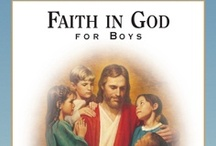 Cub Scouts- Faith in God / by Felice Clements