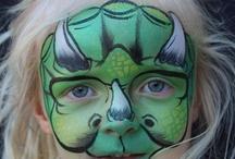 Face painting / by Marielle van Ravenswaaij