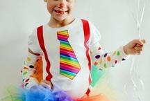 Costumes kids / by Marielle van Ravenswaaij