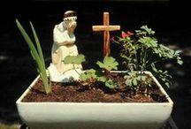 Catholic-Garden / by B Falce