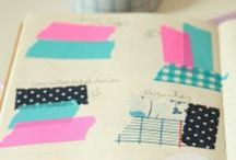 Washi tape / by Ade Abouthenicethings