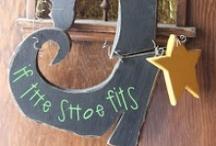 crafty chick / cut it, sew it, glue it, knit it, crochet it... / by Judy Benoit