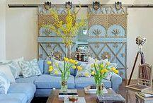 Home - Living & Sitting rooms / by Gralyne Watkins