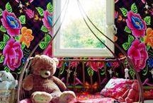Home - Girls Room / by Gralyne Watkins