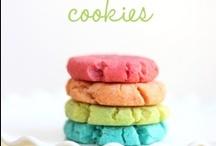 Recipes - Cookies / by Gralyne Watkins