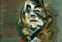 Frank Auerbach / by Jeremy Norton Artist