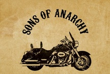 SAMCRO / Sons of Anarchy Motorcycle Club, Redwood Original (SoA) / by tanya m. smith