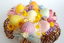 Easter / Food, gifts, and decorations for Easter. / by Cafe Pets