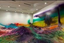 installation/display. / by amanda lee mccarty