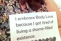 I Embrace Body Love Because . . .  / Share why you embrace Body Love, and be a part of Golda Poretsky's TEDx talk on body love and Health At Every Size. Submit your photo here http://t.co/7DKtgSF8Tw! / by Golda Poretsky (Body Love Wellness)