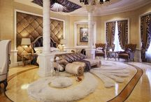 Beautiful Bedrooms / by Christina Brook