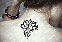 tatoos / by Jacquelyn Fernandes