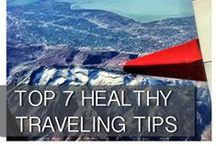 Traveling Tips! / by Healthy Living Summit