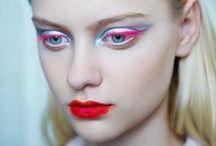 Beauty: Make Up. / Eyes, brows, lips, cheeks. / by Anastacia Acid