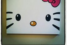 Hello Kitty / by Kassi Amber Alyss Galyon