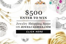 Amazing Jewelry From Around The World / To Enter to Win $500 Monthly Jewelry Shopping Spree: 1/ Pin The Most Beautiful Jewelry Pieces you ever seen 2/ Re-pin at least 2 of our Jewelry items from any of our Boards (www.pinterest.com/jewelcandies) - Only Jewelry, No Porn & No Spam. Otherwise you're out! Feel free to invite your friends to pin onto this board / by JewelCandies.com - Daily Deals