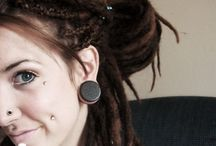 Synthetic dreads / Colors and ideas / by Julia