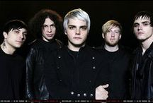 My Chemical Romance / The best band ever. / by Karla Aldana