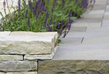Stone - Masonry and Stonework / A tribute to the enduring crafts of masonry and stone work / by Garden Design for Living