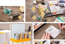 Stampin Up Promotions / New stampin up products that are offered can be found here. Check out my blog for more inspiration http://www.luvinstampin.com/?m=1 / by Luvin Stampin