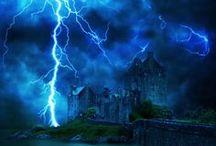 Lightning ,Tornado's and Storm's / by Katy Frank
