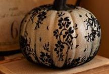 Fun Halloween Ideas / Fun things to decorate with at Halloween. Not scary.  / by Luvin Stampin