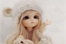 Dolls <3 / by Heather Wilkins