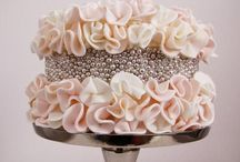 Cakes, Wedding, etc / All kinds / by Suzanne Prybutok
