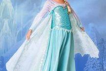 Frozen Costumes, Party Ideas. / by Elizabeth Wohlfarth