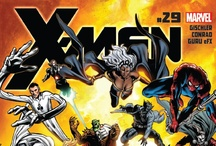Comics-X-Men  / by John Kottenbrook