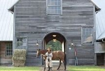 Equestrian facility / by heather j