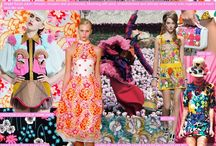 fall 2014 :mixing florals / I like mixing prints & patterns & always seem 2 add some flowers , perhaps because I'm a hippie at heart :) / by Gard Andersson