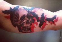 Ink / tattoos / by Sasha Woods-Trainor