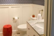 bathrooms i want to live in / by Anne Harwell McElhaney