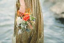 Gold Wedding / gold wedding  / by Sara | Burnett's Boards