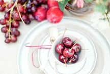 Red Wedding / red wedding inspiration and ideas / by Sara | Burnett's Boards