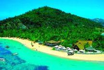 Fiji / by Holbrook Travel