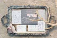 Gray Wedding / grey/gray weddings / by Sara | Burnett's Boards