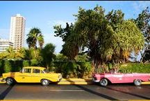 Cuba / Travel to Cuba is now permitted by the U.S. government under certain conditions. Civic organizations and non-profits support their missions through people to people programs in Cuba. As a licensed travel service provider to Cuba since 2000, we customize educational programs for non-profit organizations, professionals, and universities. Our roots in Cuba run deep, as does our commitment to authentic experiences. For more information, visit http://holbrooktravel.com/products/cuba-travel / by Holbrook Travel