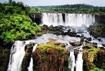 Brazil / Thoughts of Brazil conjure images of Carnival and scantily clad women dancing the samba, beautiful beaches, the Christ the Redeemer statue, soccer players in bright yellow jerseys, and the lush forests of Amazonia. These impressions of Brazil, though true, reflect only a small fraction of the country`s vibrant culture and natural treasures. For more information, visit http://holbrooktravel.com/products/brazil-travel / by Holbrook Travel