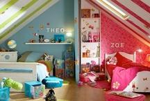Room for Kids / by Raina Becker