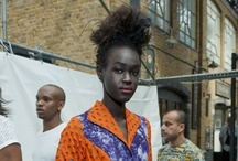 Africa Fashion Week London with MIZANI / by Unleashed Potential