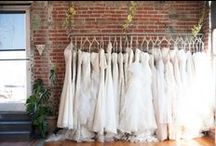 Bridal Boutiques  / Beautiful bridal boutiques and salons  / by Sara | Burnett's Boards