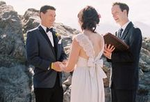Ceremony  / Wedding ceremony ideas and inspiration  / by Sara | Burnett's Boards