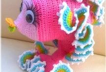 Knit/Crochet Toys / by Lola Fay